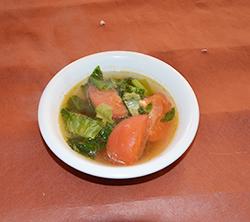 トウガラシスープ
